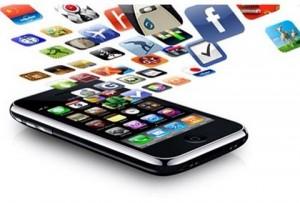 iPhone och Sociala Medier