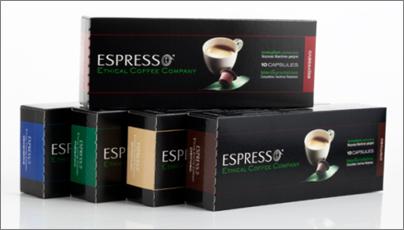 Kaffekapslar är mitt senaste e-handelsprojekt