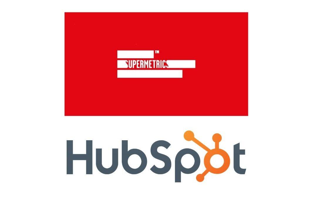 Nu tar vi Lead generation till nästa nivå med Hubspot & Supermetrics!